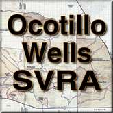 Ocotillo Wells State Vehicular Recreation Area (SVRA)