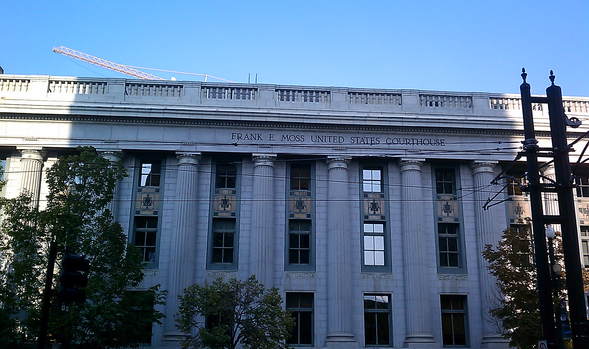 U.S. Court for the District of Utah in Salt Lake City