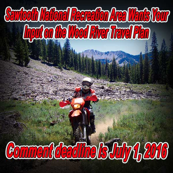 Sawtooth National Recreation Area Wants Your Input on the Wood River Travel Plan