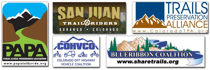 Yet Another Lawsuit Threatens Colorado Trail Access - Recreation Groups Respond