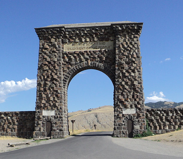 """Yellowstone National Park: """"For the Benefit & Enjoyment Of The People"""""""